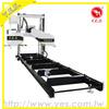 Horizontal Multipurpose Industrial Woodworking Sawmill Machine