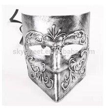 Wholesale 3D plastic Venetian Man Masquerade Party Masks 2015