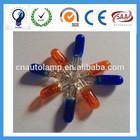 Car accessories auto halogen bulb T5