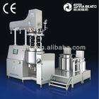 China Sina Ekato skin care products chemicals vacuum emulsifying mixer