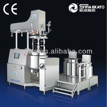 China Sina Ekato skin care products chemicals vacuum emulsifying mixer