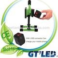 La patente diseñado! Recargable luz de trabajo internacional con conector usb