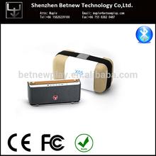 Betnew Portable Mini Travel retro bluetooth speaker