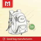 OEM photo canvas bags for Made in China