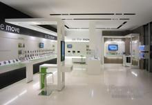 Custom Manufacture China Factory Mobile Phone Retail Store Interior Design