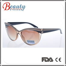 Sun glasses plastic various colors promotional price