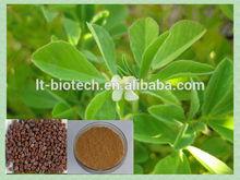 Common Fenugreek Seed extract Fenugreek Seed Extract Fenugreek Extract (4-Hydroxyisoleucine 20%/40%/60%/95%) 55399-93-4