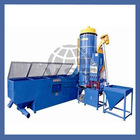 Latest Eps pre-expander machine for eps foam beads
