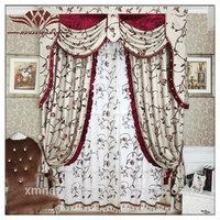 sunscreen curtain fabric , readymade curtain , royal curtain design