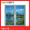 Open Inside Double Casement Sash Window/French Aluminum Casement Window
