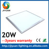 No flicker Eyes Protection 20w round Dimmable led panel light back 1200*150mm with 3 years warranty