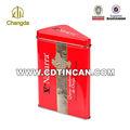 Personalizado impreso ronda de té de estaño puede, de grado de alimentos latas de té de fabricantes en china no. Cd- 188