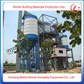 çin profesyonel üreticisi 8-25t/h otomatik su geçirmez sıva üretim hattı