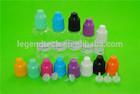 wholesale PET child proof cap bottle long thin tip Empty plastic e liquid bottle