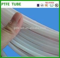 lined flexible teflon hose tube/ptfe lined hose pipe