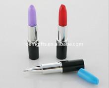 Promotional Lipstick Shaped Ballpoint Pen