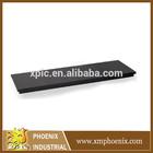 XPIC honed black granite hearth for stoves slate hearth for stoves