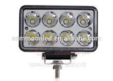 ATV off road agricultural led driving light SM-6024-SXB 4WD led spot light