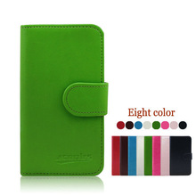 Factory Price ! Small MOQ Wholesale Stand Wallet Leather Flip Case for Lenovo A850