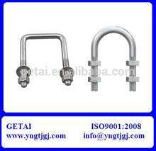 ANSI Standard M20 Grade 8.8 U Bolts Weight