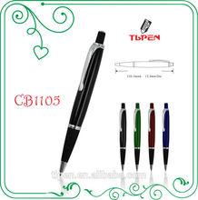 Metal Material 2014 popular advertising ball pen CB1105