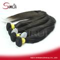 Longhair atacado top quality não transformados hair salon smocks