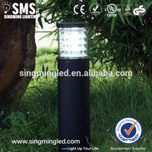 Aluminum High Quality IP65 COB 15W LED Garden Bollard Light,CE and RoHS