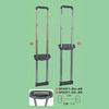 Guangzhou JingXiang Plastic Bag Carrying Handle Trolley Handle Parts Metal Bag Handle For Airport Baggage Trolley
