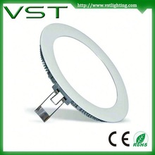 Ceiling Installation office round d240 18w led panel light