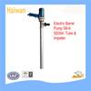 Stainless steel tube&impeller SB-6 electric barrel pump for diesel, gasoline, kerosene oil pump