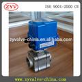 contrôle de la chaleur vanne motorisée vanne automatique