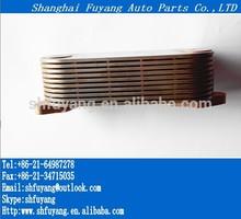 Genuine Yuchai Diesel Engine Auto Parts Oil cooler core 530-1013020A For YC4112ZQ YC6108G