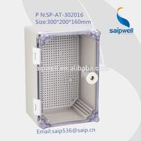 Small Plastic Electronics DIY Aluminum Project Box