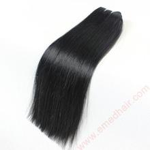 Cheap 100% natural straight brazilian virgin human full fix hair