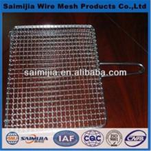 Barbecue net galvanized steel wire