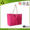 Custom design wholesale promotional carpet bag