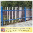 horizontal steel fence design /villa decorative steel fen/paintball fence/fence 3d models
