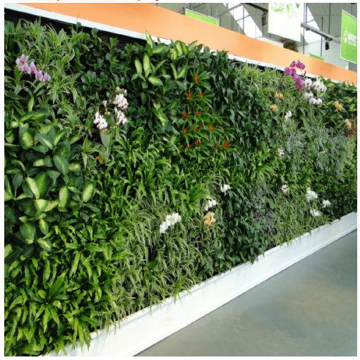 Chine gros artificielle plantes ornementales pour for Plante decorative jardin