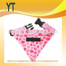 Adjustable Triangle Bandana Scarf Dog Collar