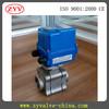 high quality low price motorized ball valve