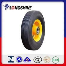 Hand Trolley PU Foam Rubber Wheel 3.00-4