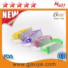 insert card medical id bracelet wristbands