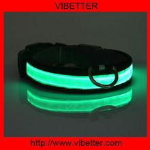 2012 NEWEST cartoon design high quality light flashing bling bling dog collars,gps dog collar