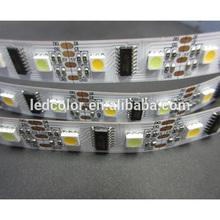 SMD5050 RGB led strip 8806 IC CE and ROHS flexible led strip light