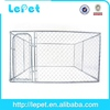 large chain link rolling cheap chain link dog crate