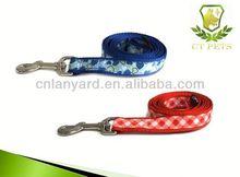 custom led dog leash