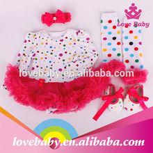 Candy girl petti dresses baby tutu romper LBE4091964