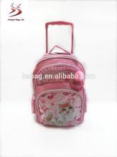 Cheap Wheel Hot Sale Kid School Ttrolley Bag