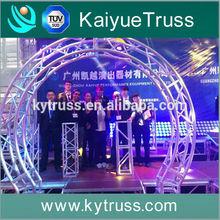 lighting aluminum truss evente