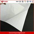 Auto adhesivo de pvc película de la laminación, pisos de vinilo autoadhesivo